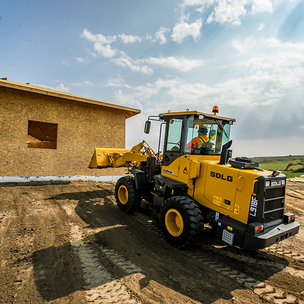 SDLG-918F-Frontend-Loader-Construction