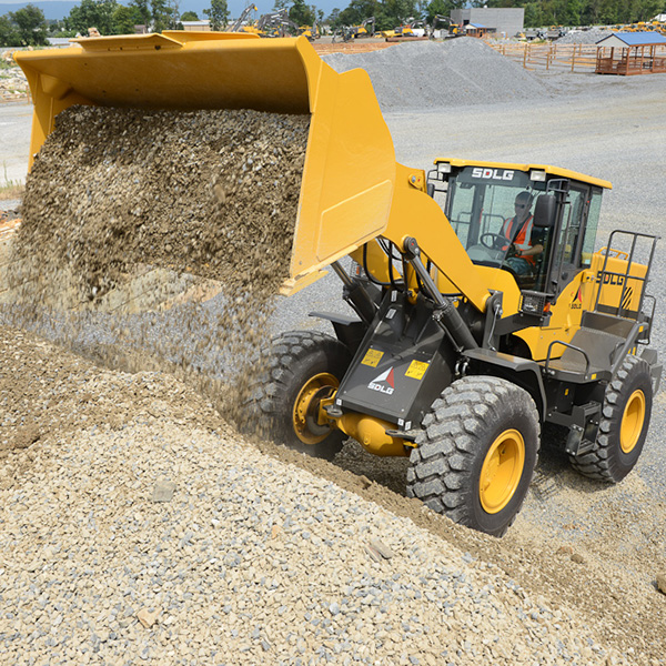 L948F Wheel Loader | Front End Loader - SDLG North America