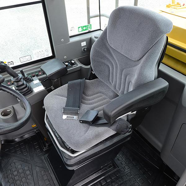 Thunder Bay Cab >> L948F Wheel Loader   Front End Loader - SDLG North America Construction Equipment