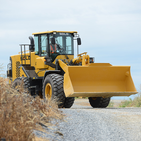 Wheel Loaders | Front End Loaders - SDLG North America