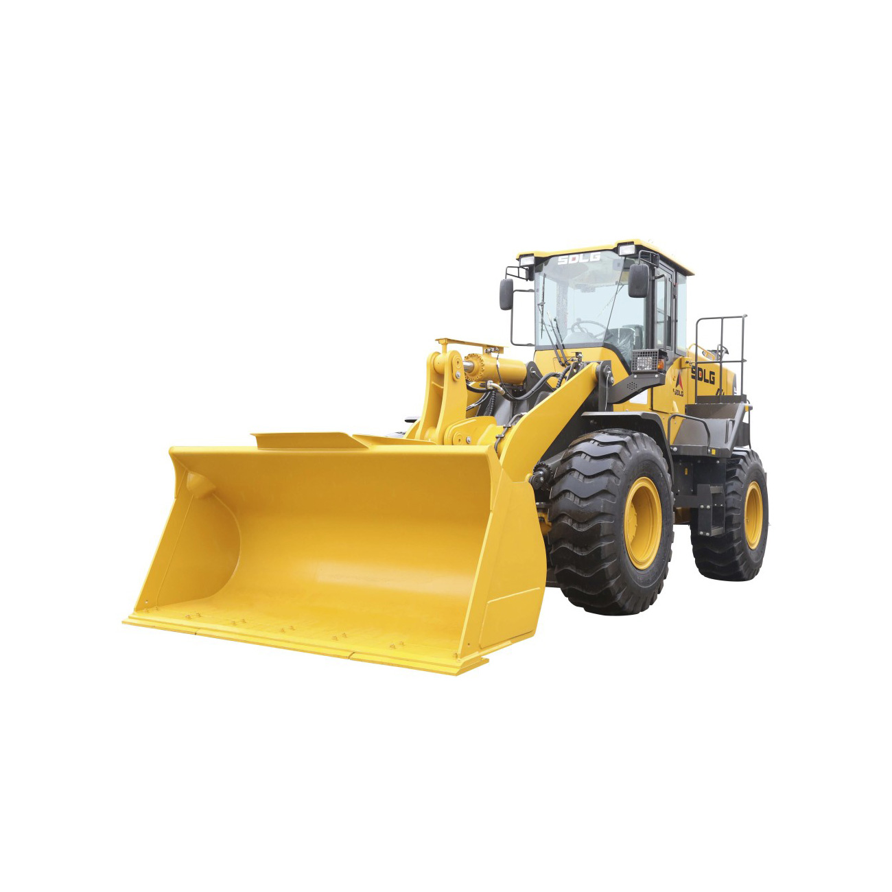 wheel loaders front end loaders for sale sdlg north america