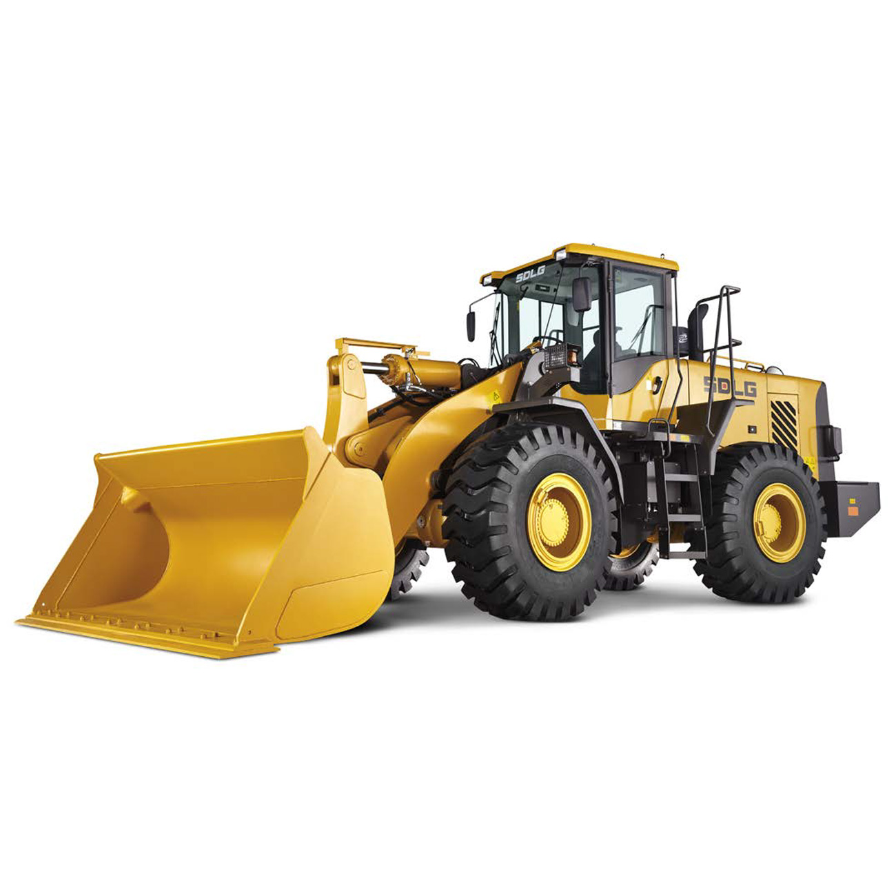 L959F Wheel Loader | Front End Loader - SDLG North America
