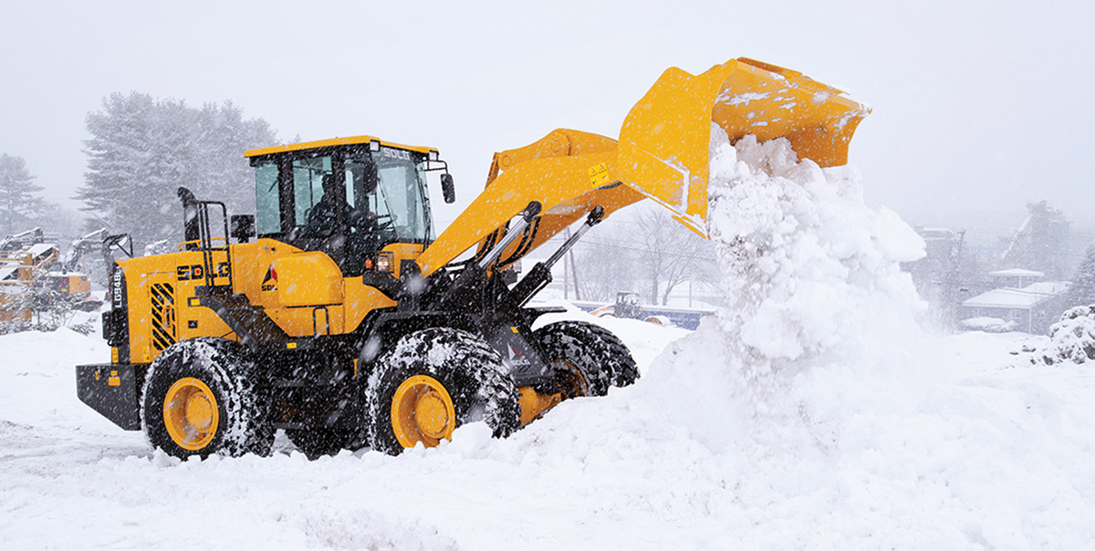 2019 Snow Program Finance Offers - SDLG North America Construction Equipment